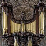 angol barokk orgona