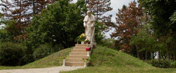 II. János Pál úrnapja